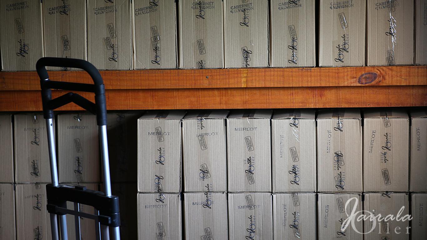 Bodega cajas - carrousel